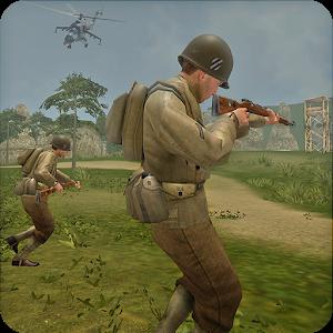 دانلود American vs Japanese Sniper - Hunter Survival FPS 1.1.2 - بازی اکشن جنگ جهانی دوم اندروید