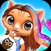 دانلود Amy's Animal Hair Salon 1.0.40 - بازی دخترانه و کودکانه اندروید
