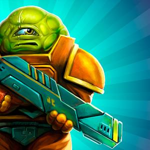 دانلود Ancient Planet Tower Defense 1.1.48 – بازی برج دفاعی سیاره باستانی اندروید