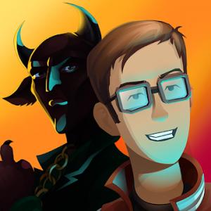 دانلود Angelo and Deemon: One Hell of a Quest 1.5 – بازی ماجراجویی آنجلو و شیطان اندروید