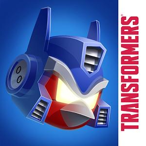 دانلود Angry Birds Transformers 1.49.6 - بازی پرندگان خشمگین تبدیل شوندگان اندروید