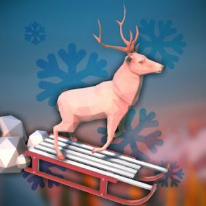 دانلود Animal Adventure: Downhill Rush 1.31 - بازی دوندگی حیوانات اندروید