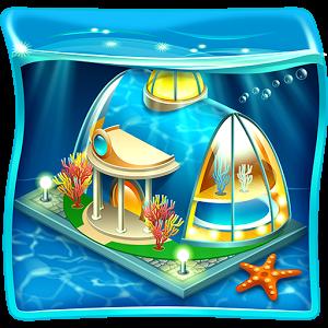 دانلود Aquapolis. Free city building 1.53.4 – بازی ساخت شهر آبی اندروید