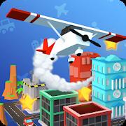 دانلود Arcade Plane 3D v0.1.1 - بازی شبیه سازی پرواز با هواپیما اندروید