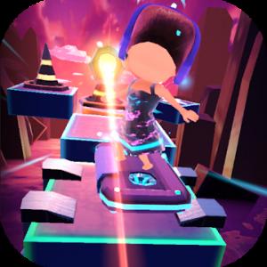 دانلود Arcade Surfer: Action Puzzle 3D 1.1.3 – بازی دخترک موج سوار اندروید