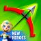 دانلود Archero v2.5.0 - بازی اکشن تیراندازی با کمان اندروید