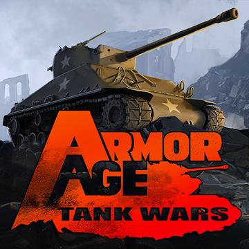 دانلود 1.17.309 Armor Age: Tank Wars – بازی استراتژیکی جنگ تانک ها اندروید