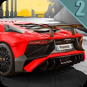 دانلود Aventador Drift Simulator 2 v1.1 - بازی شبیه ساز رانندگی برای اندروید