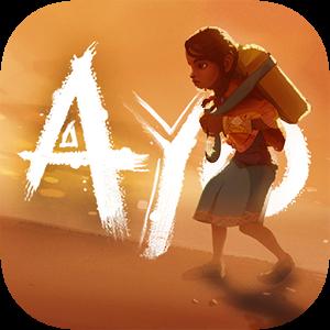 دانلود Ayo: A Rain Tale 1.0.0.0 - بازی ماجراجویی آیو اندروید