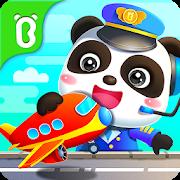 دانلود 8.34.00.00 Baby Panda's Airport - بازی کودکانه پاندا برای اندروید