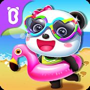 دانلود Baby Panda's Vacation 8.35.00.00 - بازی تعطیلات بچه پاندا اندروید
