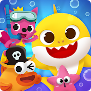 دانلود Baby Shark Match: Ocean Jam 3.0.7 - بازی پازلی بچه کوسه اندروید