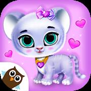 دانلود Baby Tiger Care My Cute Virtual Pet Friend 1.0.99 - بازی مراقبت از بچه ببر اندروید