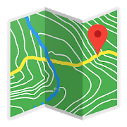 دانلود BackCountry Navigator TOPO GPS 6.8.3 - برنامه مسیریاب و مکان یاب اندروید