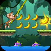 دانلود Banana Monkey - Banana Jungle 1.1.2 - بازی جالب جنگل موز اندروید
