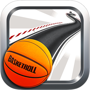 BasketRoll 3D: Rolling Ball 1.5.5 - بازی 3 بعدی بسکترول اندروید + مود