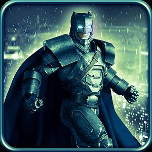 دانلود Bat Superhero Battle Simulator 1.03 - بازی نبرد بتمن ابرقهرمان اندروید