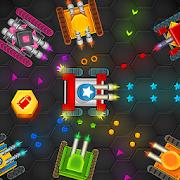 دانلود Battle.io 1.9 - بازی هیجان انگیز نبرد تانک ها اندروید