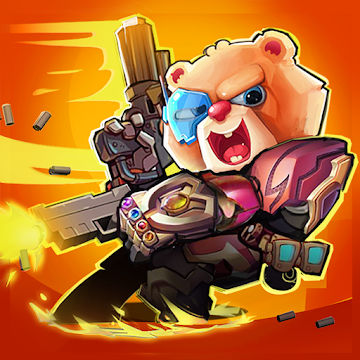 دانلود Bear Gunner : Zombie Shooter 2.1 – بازی اکشن خرس تفنگدار اندروید