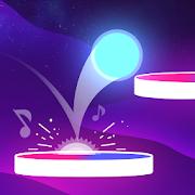 دانلود Beat Jumper: EDM up! 2.6.6 - بازی موزیکال بیت جامپر اندروید