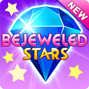 دانلود Bejeweled Stars: Free Match 3 v2.29.0 - بازی پازلی سنگ های درخشان اندروید