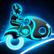 دانلود Bike Race Game: Traffic Rider Of Neon City 3.61 - بازی مسابقات موتور سواری اندروید