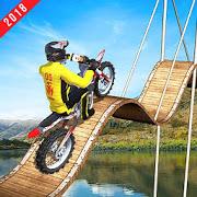 دانلود Bike Racer 2018 1.7 - بازی مسابقات موتور سواری 2018 اندروید