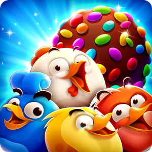 دانلود Birds Mania 2.4.3029 - بازی جورچین سه تایی برای اندروید
