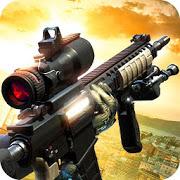 دانلود Black Battlefield Ops: Gunship Sniper 1.1.3 - بازی اکشن تیراندازی اندروید