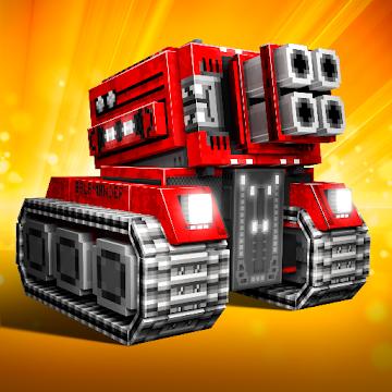دانلود Blocky Cars Online 7.3.12 - بازی ماشین های پیکسلی اندروید