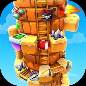 دانلود Blocky Castle 1.15.0 – بازی اکشن متفاوت قلعه بلوکی اندروید
