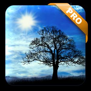 دانلود Blue Sky Pro Live Wallpaper 1.5.4 - والپیپر زنده آسمان آبی برای اندروید