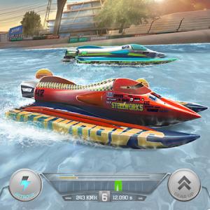 دانلود Boat Racing 3D: Jetski Driver & Water Simulator v1.00 - بازی مسابقه قایق سواری اندروید