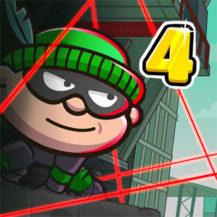دانلود Bob The Robber 4 v1.47 – بازی پرطرفدار باب سارق 4 اندروید