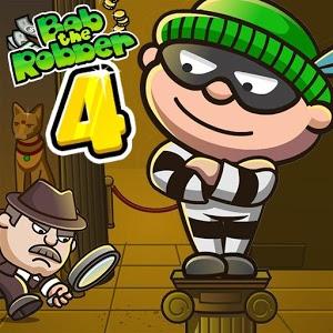 دانلود Bob The Robber 4 v1.28 - بازی پرطرفدار باب سارق 4 اندروید