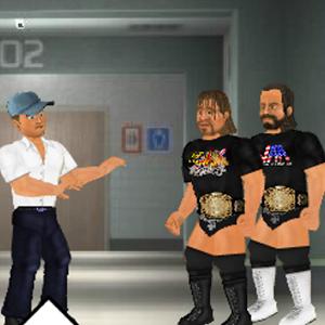 دانلود Booking Revolution (Wrestling) 1.932 – بازی مسابقات کشتی کج اندروید