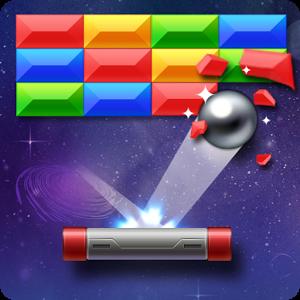 دانلود Brick Breaker Star: Space King 1.9 - بازی مهیج شکستن آجرها اندروید