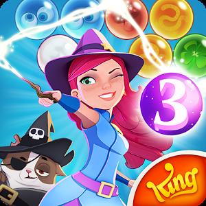 دانلود Bubble Witch 3 Saga 7.3.29 - بازی پازلی حباب جادوگر 3 اندروید