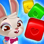 دانلود Bunny Pop Blast 21.0512.00 – بازی پازلی انفجار حباب های بانی اندروید