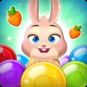 دانلود Bunny Pop 2 Beat the Wolf 1.3.3 - بازی پازلی جالب برای اندروید