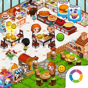 دانلود Cafeland – World Kitchen 2.1.50 – بازی مدیریتی آشپزخانه جهانی اندروید