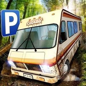 دانلود Camper Van Truck Simulator 1.0 - بازی شبیه ساز ون کامیون اندروید