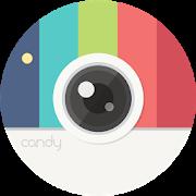 دانلود Candy Camera for Selfie 5.4.85 – برنامه عکاسی کندی کمرا اندروید
