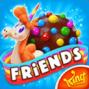 دانلود Candy Crush Friends Saga 1.34.3 - بازی حذف آب نبات های دوستان اندروید