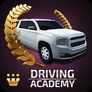 دانلود Car Driving Academy 2017 3D 1.6 – بازی شبیه سازی رانندگی اتومبیل اندروید