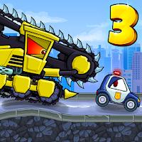 دانلود Car Eats Car 3 v2.8 – بازی ماشین سواری بدون دیتا برای اندروید