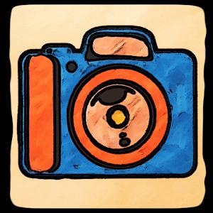 Cartoon Camera 1.2.2 - برنامه کارتون کمرا اندروید