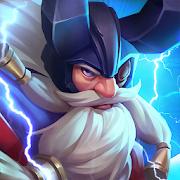 دانلود Castle Clash: New Dawn 1.9.1 - بازی استراتژیکی کستل کلش اندروید