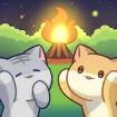 دانلود 2.20 Cat Forest - Healing Camp - بازی شبیه سازی اردوگاه جنگلی اندروید