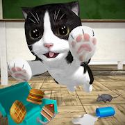 دانلود Cat Simulator - and friends 4.5.9 - بازی سرگرم کننده گربه بازیگوش اندروید